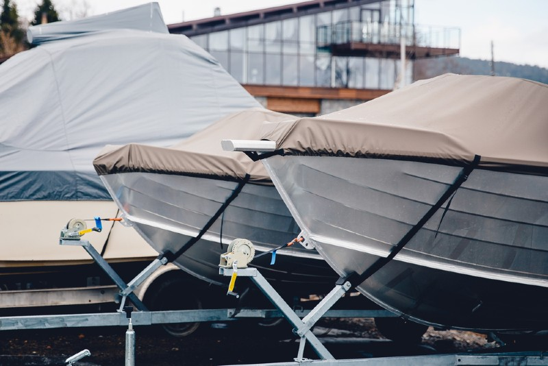 5 Ways You Can Stop Your Boat From Rusting - Boat Cover