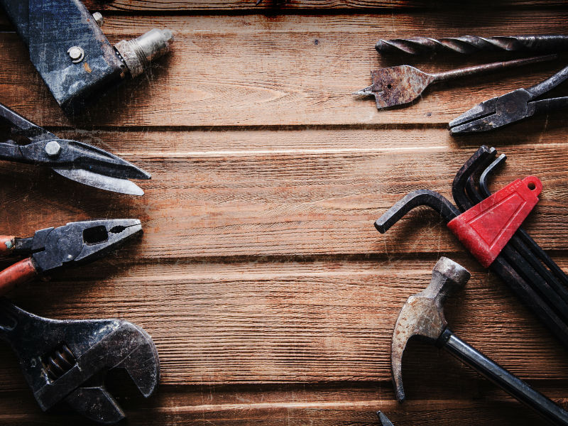 How to Get Rust Off of Tools - Tools