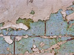 How to Get Rust Stains From Concrete - Rusty Concrete Wall